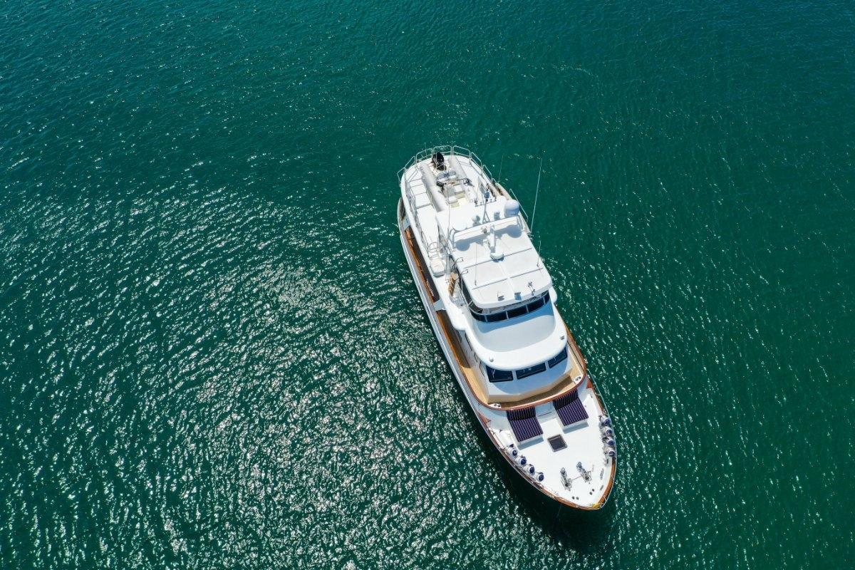 2007 Cheoy Lee 66 Motor Yacht Image