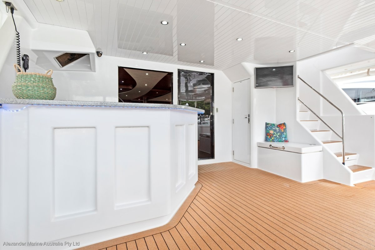 2013 Expedition Motor Yacht Image