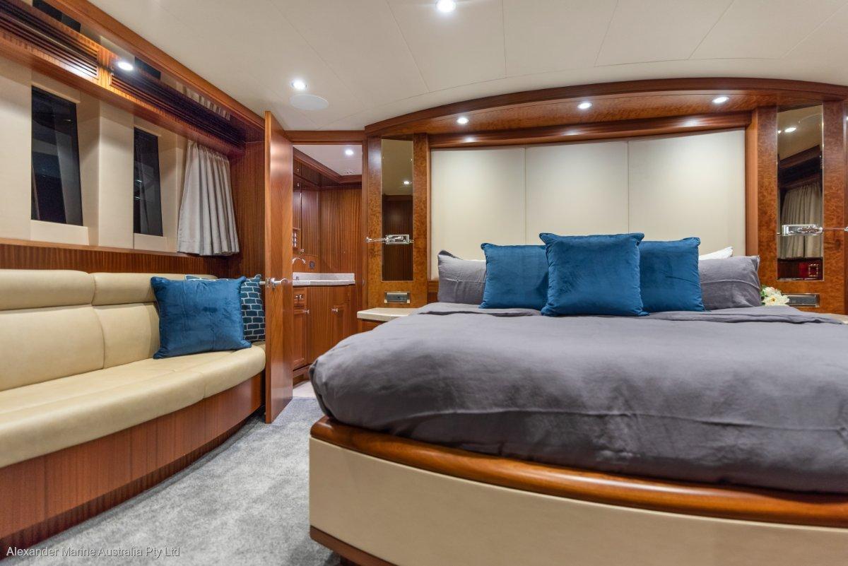 2012 Ocean Alexander 78  Image