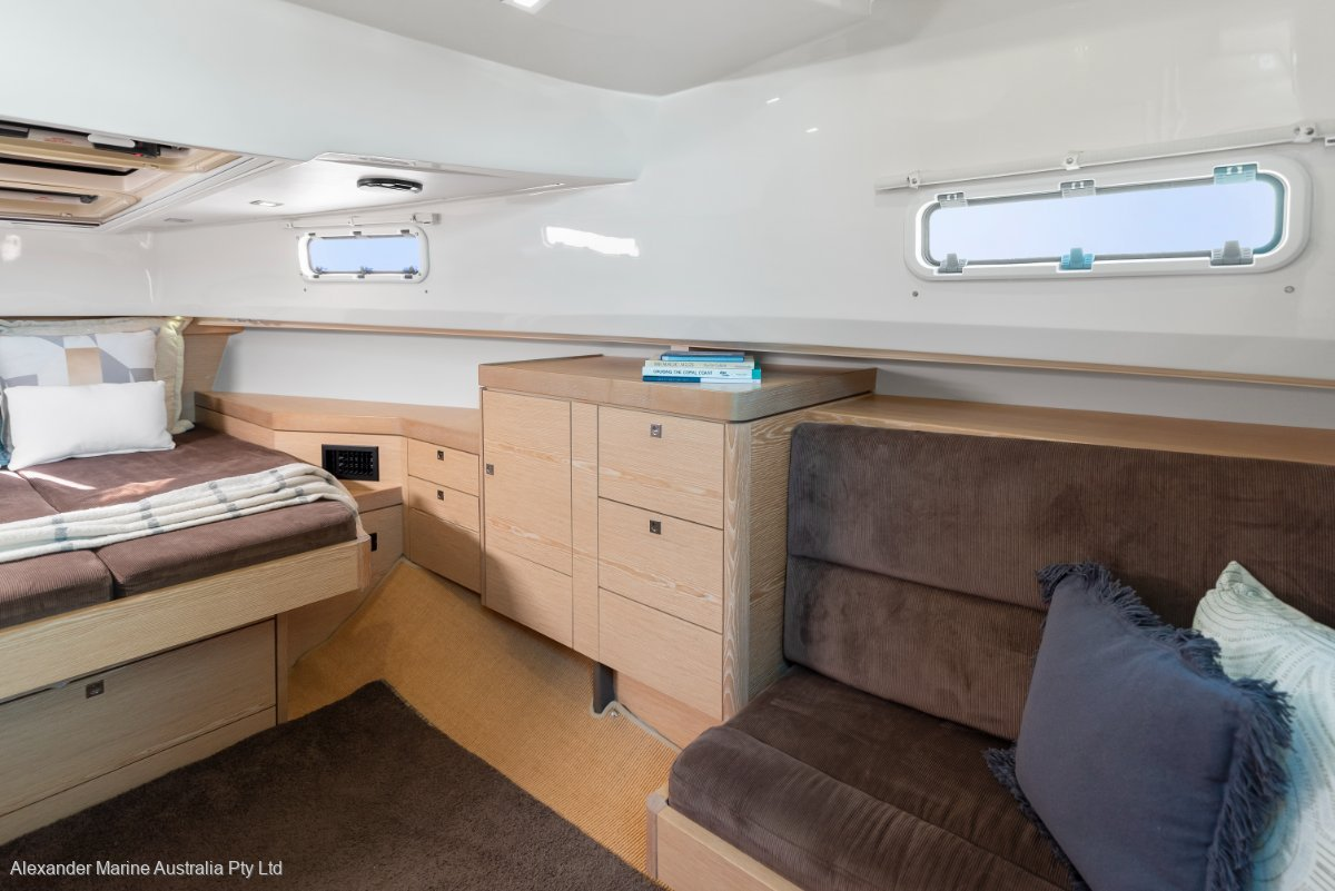 2013 Fjord 40 Open Image