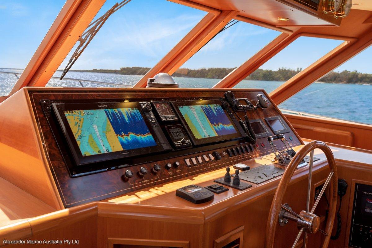 2006 Offshore  64 Pilothouse Image