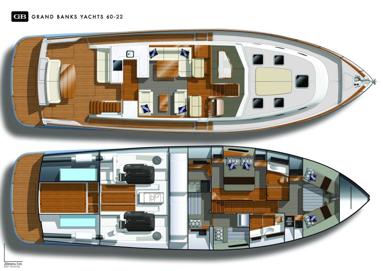 Grand Banks 60 Flybridge Image