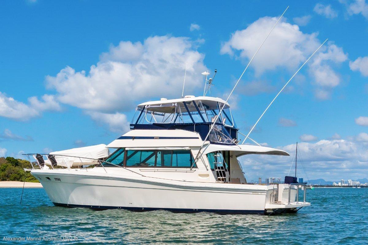 Riviera 46 Passagemaker  Image