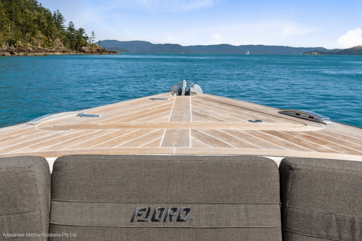 2012 Fjord 36 Open  Image